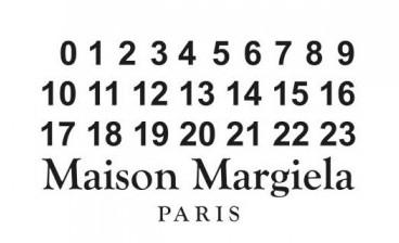 Maison Margiela カレンダー