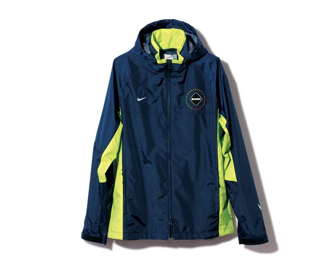 NIKE F.C.R.B. STORM-FIT Jacket