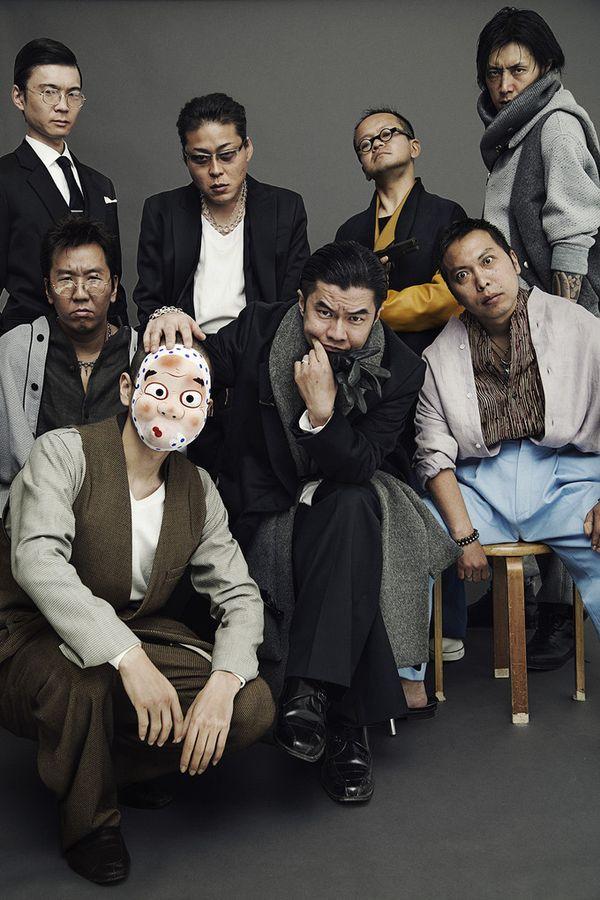 the sakaki モデル 悪人 高倉組