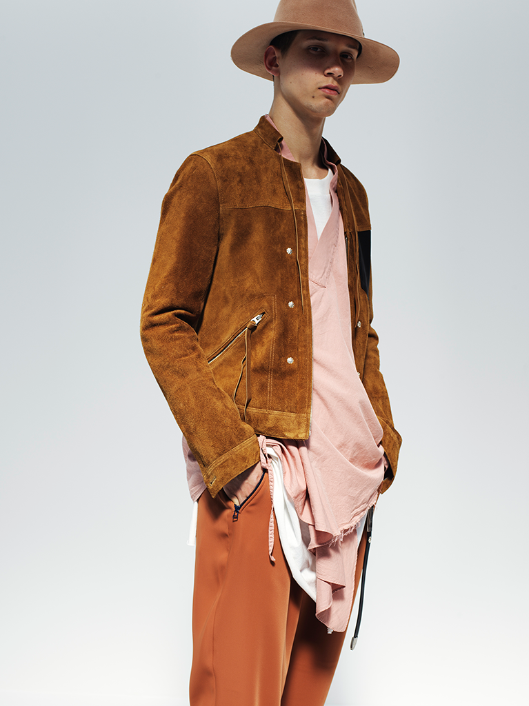 BED-J.W.-FORD ルックブック メンズファッションブランド