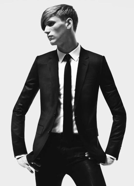 ディオールオム スーツ