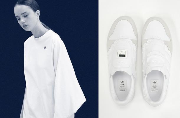 adidas ハイク