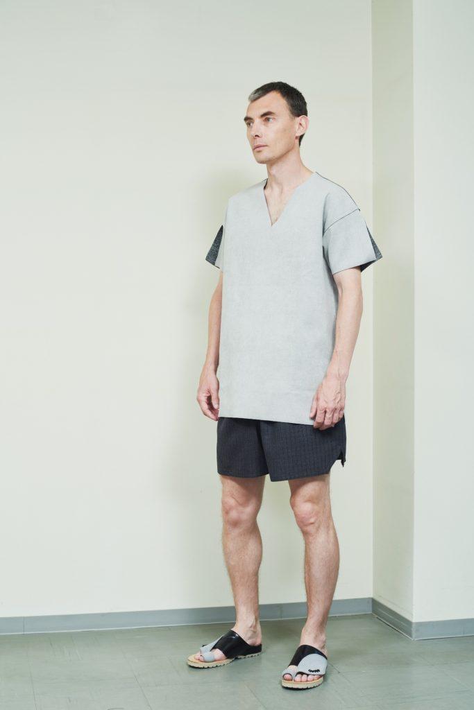 ウルトラスエード Tシャツ