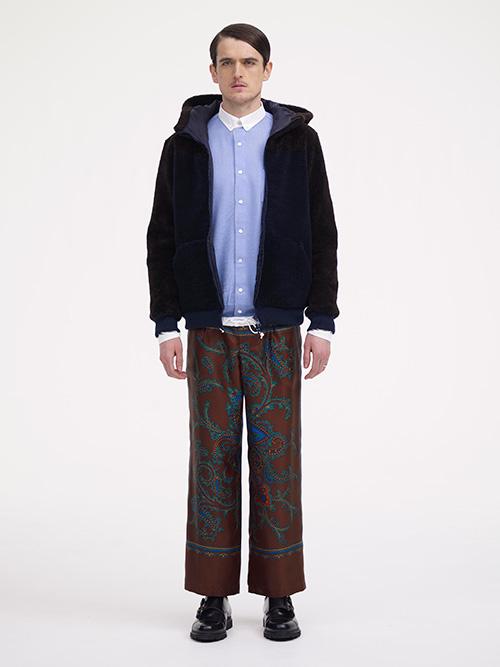 メンズファッションブランド ルック