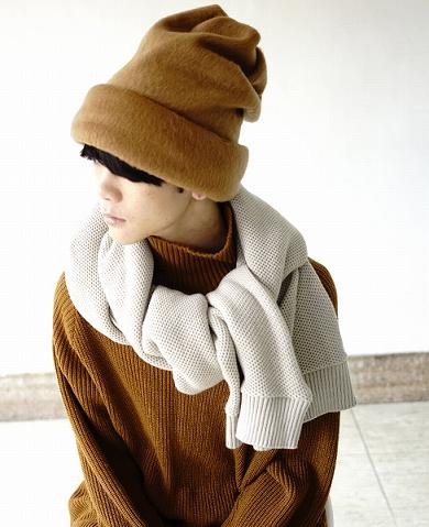 エドウィナ ニット帽