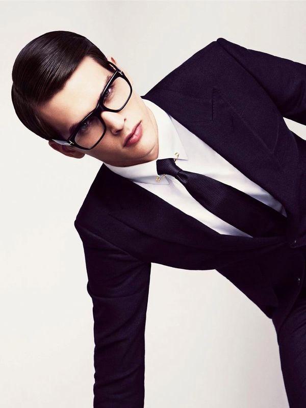 トムフォード メガネ 広告