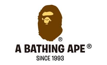 a bathing ape マーク ロゴ