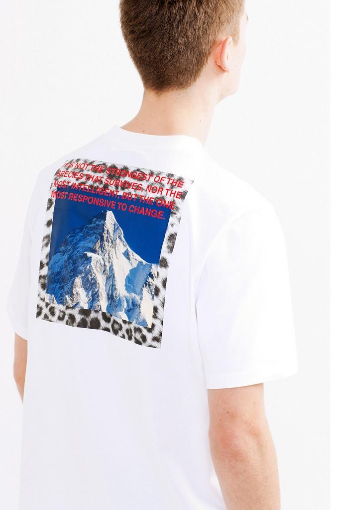 Tシャツ プリント オーエーエムシー