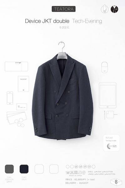 device jacket