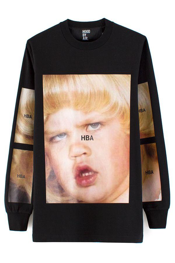 HBA Tシャツ