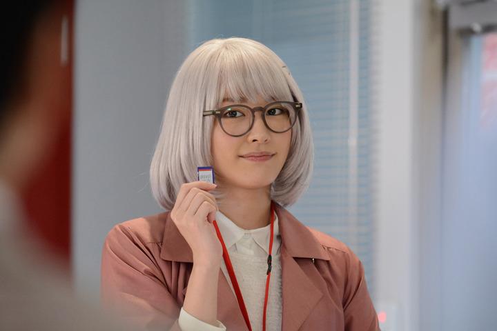 「掟上今日子(おきてがみきょうこ)の備忘録」 新垣結衣 メガネ