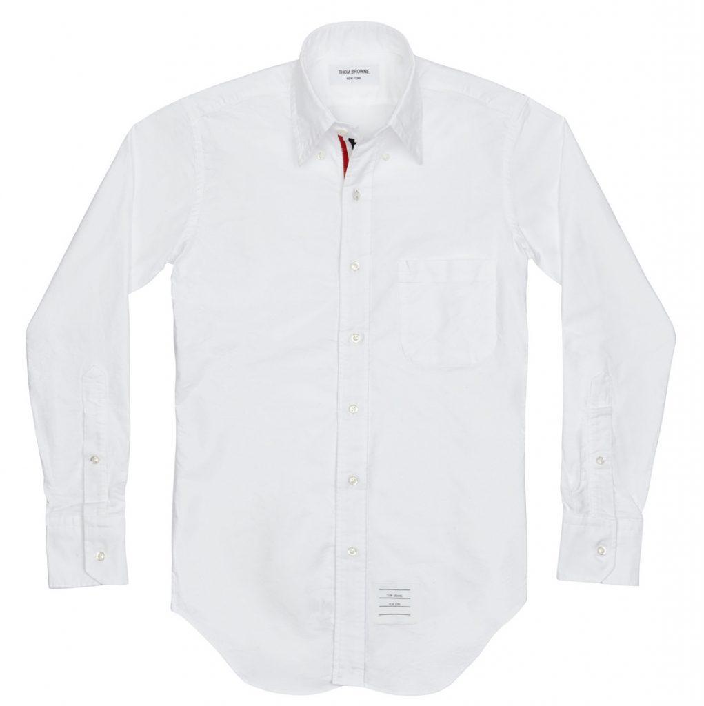 トムブラウン オックスフォードシャツ