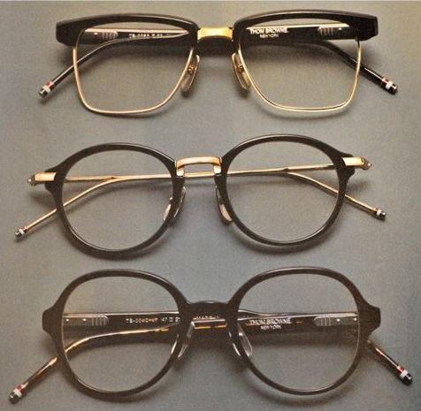 トムブラウン メガネ