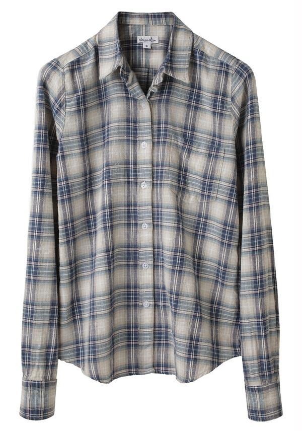 パーフェクトシャツ リバースシームシャツ