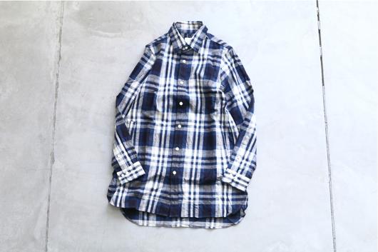 ts(s) ロングシャツ