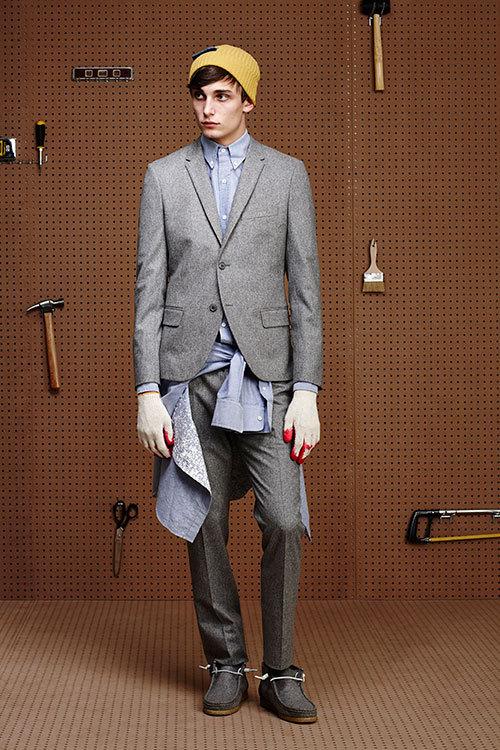 bandofoutsiders スーツ